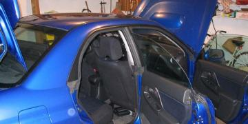 2004 - Stereo Install